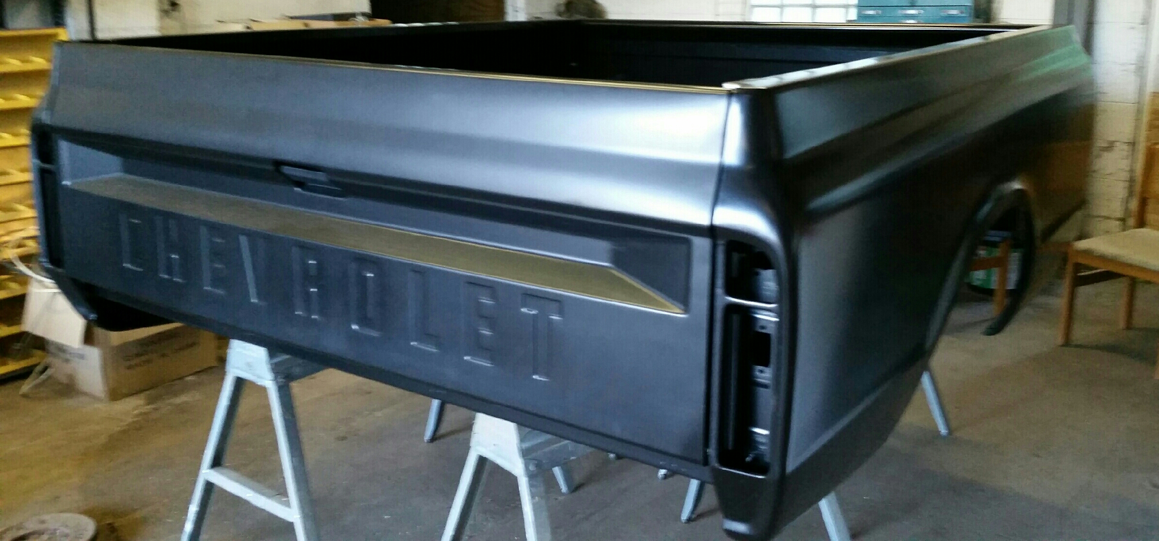 Complete shortbed kit w/tailgate, 67 or 68-72 | Cooper Restorations
